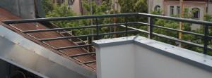 Balkonerhöhung