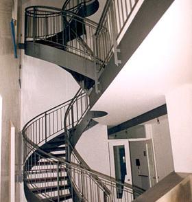 Treppen, Handläufe